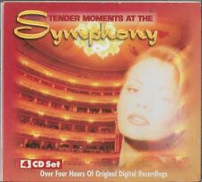 Tender Moments At The Symphony (4 CD set, 1996) Brand New Sealed!