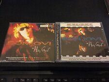 BON JOVI HEY GOD 2 CD SET LIVE AND STUDIO TRACKS FREE POSTAGE