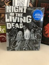 NEW Night of the Living Dead (1968) Criterion Blu-ray DigiPack w/Factory Labels