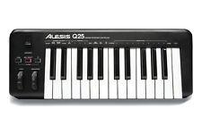 ALESIS Q25 CONTROLLER   TASTIERA E CONTROLLER MIDI USB 25 TASTI