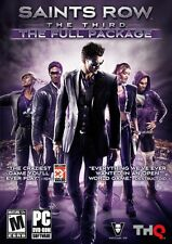 Saints Row: The Third -- The Full Package (PC, 2012) Steam