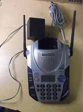 Panasonic Kx-Tg2583S Digital Phone Base Unit w/ Cord & Power Supply