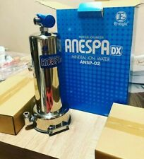 BRAND NEW (UNOPENED) Anespa DX Mineral Ion Water ANSP02 Shower Bath & Spa