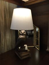 Pottery Barn Teen PBTEEN HARRY POTTER™ HEDWIG™ Lamp NEW Snowy Owl