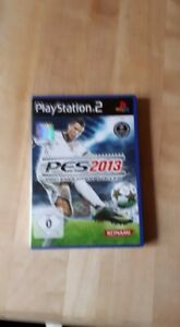 Pro Evolution Soccer 2013 (Sony PlayStation 2, 2012, DVD-Box)