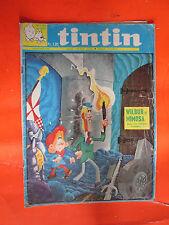 LIVRE BD SOUPLE / TINTIN / N°1123  / MAI 1970 / CL7