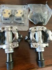 Shimano PD-M540 Clipless Pedals + Cleats  great cond.