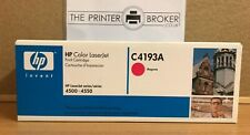 C4193A - Genuine HP Laserjet Magenta Toner Cartridge for 4500 / 4550 Series