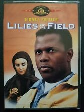 Lilies Of The Field (DVD, 2001) Sidney Poitier 1963 Region 1 USA NEW SEALED OOP