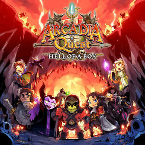 Arcadia Quest: Inferno - Hell of a Box