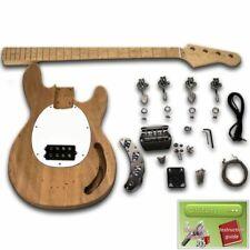 Bass Guitar Kit - Music Man StingRay, Mahogany