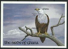Ghana Oiseaux Pygargue Fish Eagle Birds Vogel Aves Non Dentele Imperf ** 1992