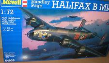 Halifax BIII 424 Sqn RCAF Skipton ou A. VII 644 Sqn RAF TARRANT. 257 pièces 1/72