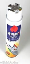 12 Newport Extra Purified Butane Gas Near Zero Impurities