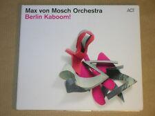 CD PROMO / MAX VON MOSCH ORCHESTRA / BERLIN KABOOM ! / COMME NEUF
