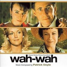 FREE US SH (int'l sh=$0-$3) NEW CD Patrick Doyle: Wah-Wah (Score) Soundtrack