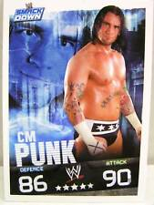 Slam Attax Evolution  #085 CM Punk