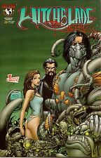 WITCHBLADE E DARKNESS N° 26