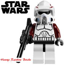NEW LEGO® Star Wars ARF Trooper Minifigure Clone Wars FREE SHIPPING 9488