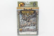 Warmachine Mercenaries Horgenhold Forge Guard
