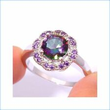 Amethyst Fashion Rings