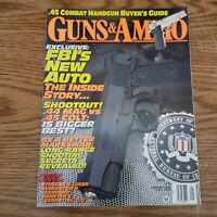 Magazine GUNS & AMMO January 1995   .44Mag vs. .45 Colt    C32