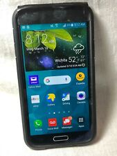 Samsung Galaxy S5 SM-G900V - 16GB - Charcoal Black (Verizon) Smartphone