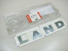 ORIGINAL LAND ROVER Freelander 1996-2006 Schriftzug Motorhaube DAG500020LPO NEU