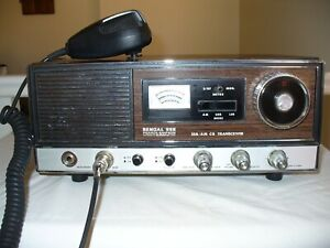 HOMEBASE CB RADIO PEARCE SIMPSON BENGAL CLASSIC BASE STATION EXCELLENT CONDITION