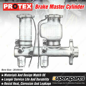 Protex Brake Master Cylinder for Nissan 200B Stanza A10 Sunny B310 20.64mm
