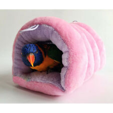 Cotton Warm Hamster Squirrels Parrot Warm Hammock Hanging Bed Nest House