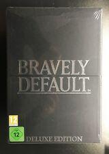 Bravely Default Deluxe Edition 3DS PRECINTADO!!!