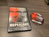 Replicant DVD Van Damme Ringo