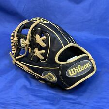 """Wilson A10LB19DP15 Pedroia Fit (11.5"""") Baseball Glove (Left-Handed Thrower)"""
