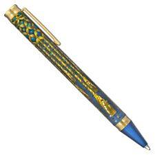 METROPOLITAN MUSEUM of ART Ballpoint Pen Twist Top ~ TIFFANY MOSAIC COLUMN