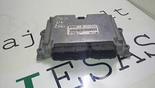 PEUGEOT BOXER BUS 2006 2.0 HDI ENGINE CONTROL UNIT ECU 0281010346 9648312780