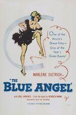 Blue Angel Movie Poster 24inx36in (61cm x 91cm)