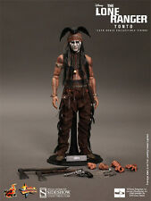 Hot Toys Tonto The Lone Ranger 12 Inch 1/6 Scale Action Figure