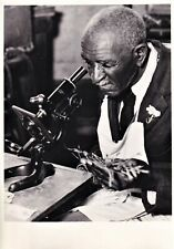 GEORGE WASHINGTON CARVER Scientist & Inventor Pach Brothers photograph