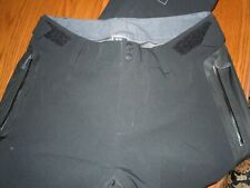 REI Elements Rain Hiking Trail Vented Softshell Breathable Pants 12 - NWOT