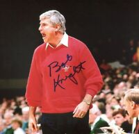 Bob Knight Bobby Autographed Signed 8x10 Photo ( HOF Indiana Hoosiers ) REPRINT