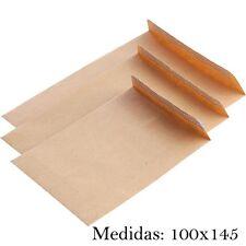 1000 buste bustine kraft da 100x145 70 grammi autoadesive sil-k2 spedizioni