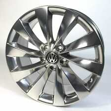 Original VW Volkswagen Felgen Satz Interlagos Poliert 18 Zoll Scirocco Passat CC