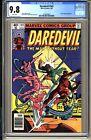 DAREDEVIL #165  CGC 9.8 WP NM/MT Marvel Comics 1980  Frank Miller Doctor Octopus