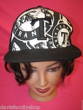 Texas Rangers MLB Black & White 59Fifty New Era Baseball Cap Hat Size 7 1/2