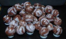 Wholesale Lot 30 0ld Champion Agate Swirls Made In USA  Bulk