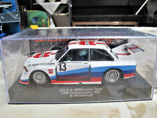 sideways Racer  BMW 320 Gr. 5 Junior Team  #13 DRM 1977 Winkelhock Ref. SW58-A