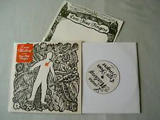 "LAURA MARLING Cross Your Fingers/I'm A Fly 7"" vinyl single + insert"
