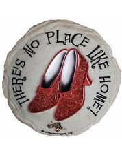 Spoontiques Garden Décor Ruby Slippers Stepping Stone - Decorative Stone