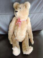 Vintage Reproduction Steiff Teddy Bear